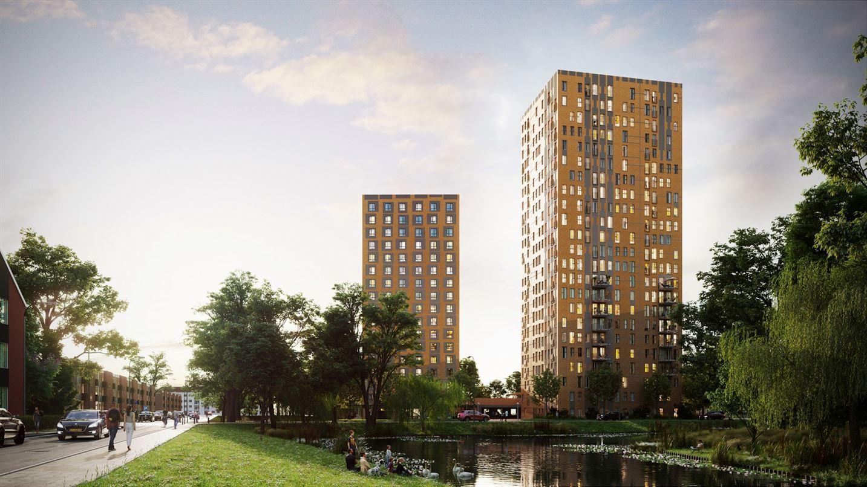 Atlas en House of Groningen metselwerk