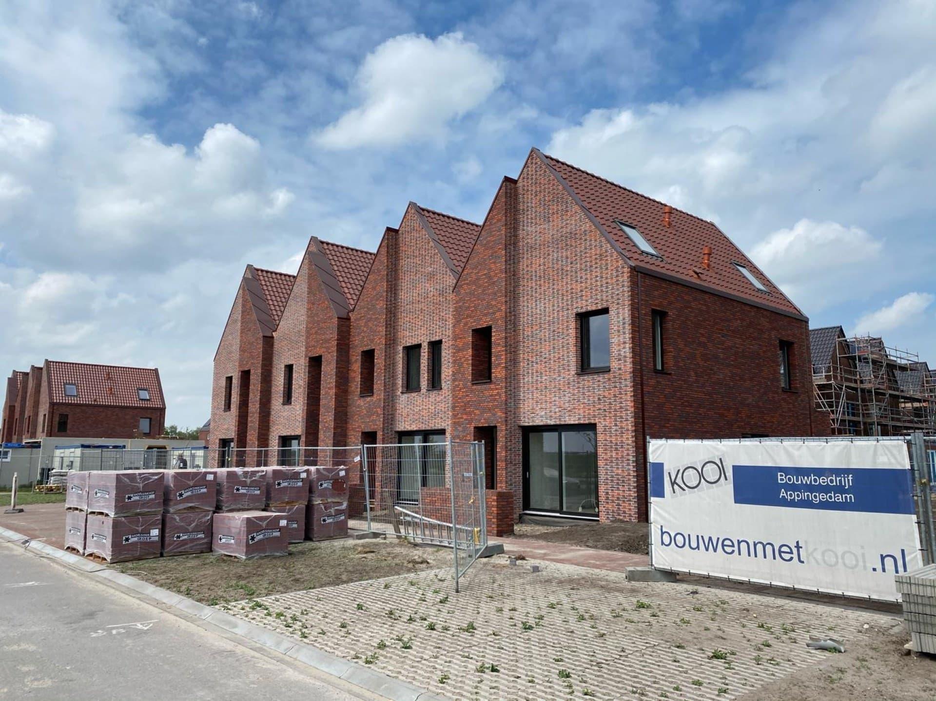 Groningen gevelverduurzaming
