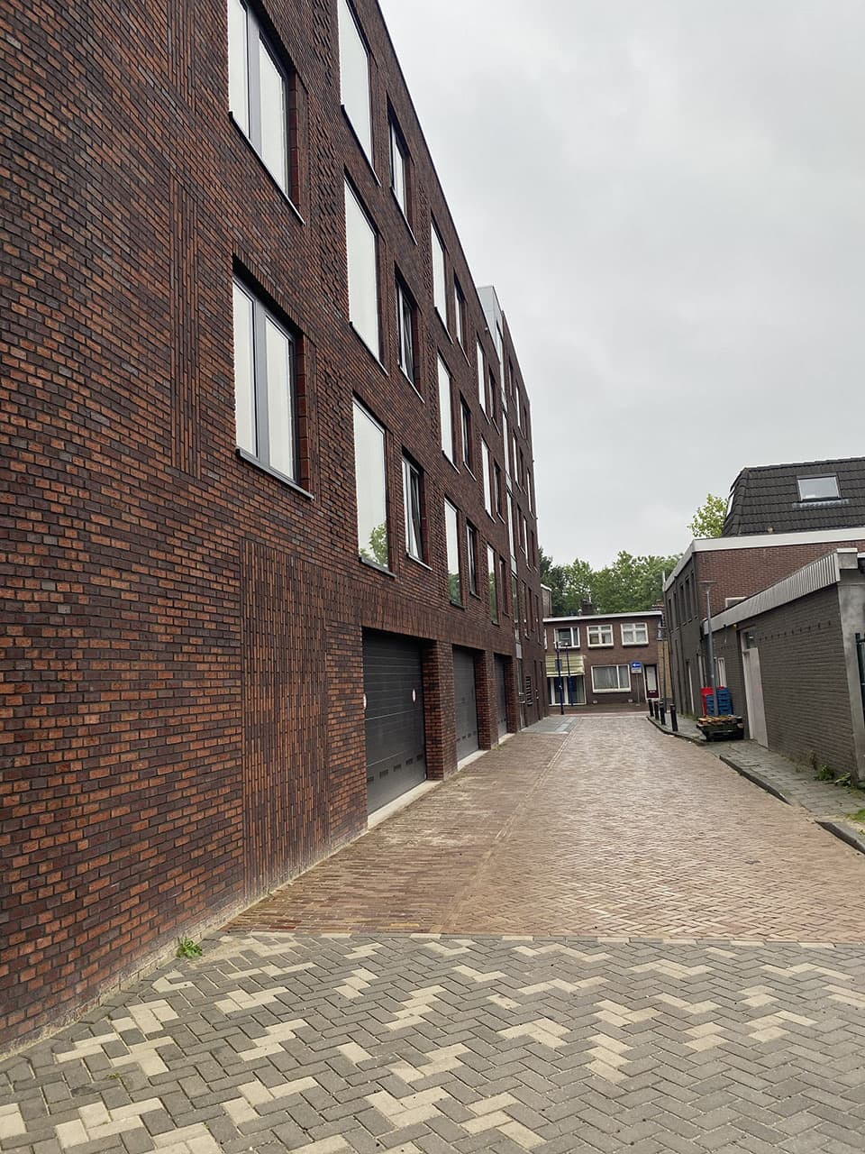 Assen Centrum Metselwerk